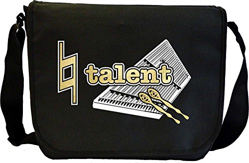 Dulcimer Hammered Natural Talent - Sheet Music Document Bag Musik Notentasche MusicaliTee