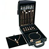 Findingking Ring Necklace Watch Jewelry Travel Case Storage Box New - Findingking - amazon.co.uk