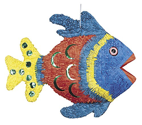 Unique Party Supplies Angel Fish Pinata