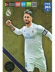 66ca3ff84c35d PANINI ADRENALYN XL FIFA 365 2019 - Tarjeta de edición Limitada Sergio Ramos