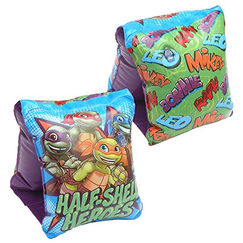TMNT Ninja Turtles Schwimmflügel Armbands
