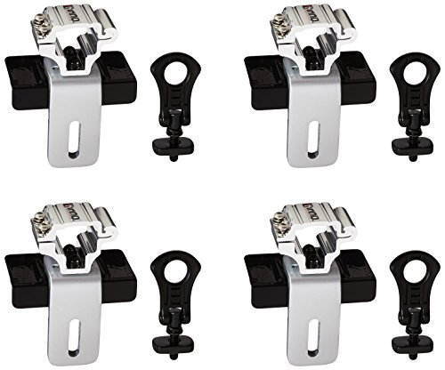 Inno Truck Rack Stays for Truck Beds with C-Channel Tracks (Set of 4) by INNO