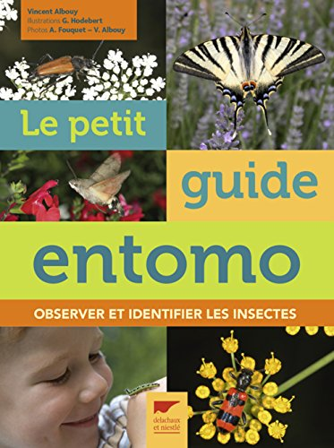 Le petit guide entomo : Observer et identifier les insectes
