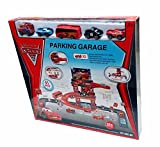 Kiditos McQueen Mater Car Park Garage Ra...