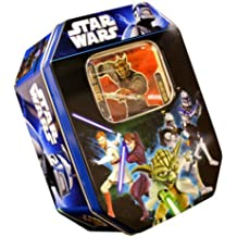 Star Wars Force Attax - Starter Tin Dose 2. Serie