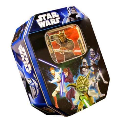 Marvels 2 Wars Star (Star Wars Force Attax - Starter Tin Dose 2. Serie)