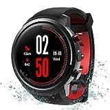 Lu Smartwatch Wrist Watch SMS Call Notification Kamerafunktion Wasserdicht Touch Screen Smart Watch Dual Mode Energiesparen WiFi + SIM + GPS