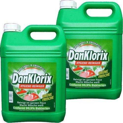 Dan Klorix Extra Frisch (2x 5 Liter Kanister, grün) -