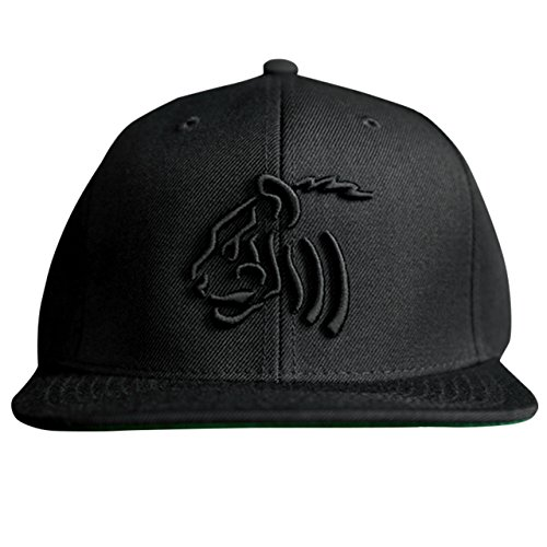 MARQUE NOIRE – BLACK TIGER Snapback - Cap, Baseball Caps, Herren Damen Unisex (Rüstung Brad)