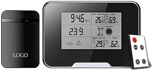 BriReTEC Spionage-Kamera mit Bewegungsmelder getarnt in Wetterstation. Version 4.1 von 1/2017). Viele Einstellungen Auflösung 1080p ,720p, 480p. 5 MP. Spy-Cam, Mini-Kamera, Überwachungskamera