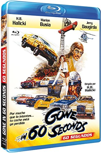 60 Segundos BD 1974 Gone in 60 Seconds [Blu-ray] 51T MOMf 2BFL