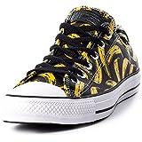 Converse Zapatillas All Star Prem Ox Warhol Leathe Gris / Amarillo EU 45