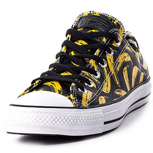 Converse , Baskets pour femme Black FA