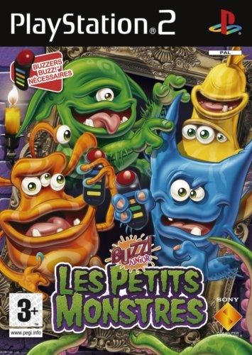 Buzz Junior les petits monstres - Playstation 2 - FR
