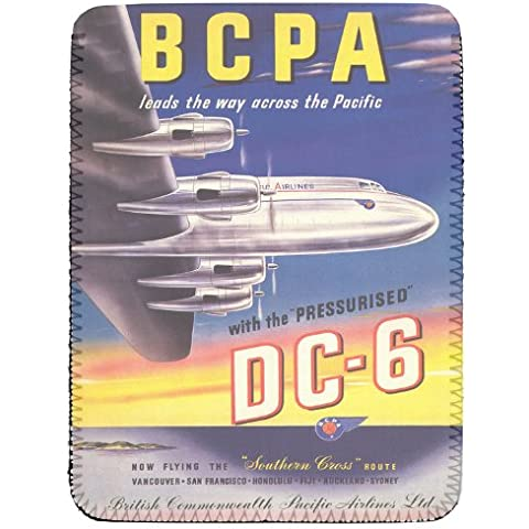 BCPA - DC-6 iPAD CASE