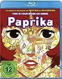 Paprika [Blu-ray] [Import allemand]