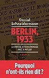 """Afficher """"Berlin, 1933"""""""