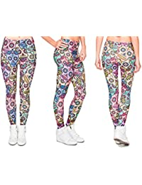 Amazon.fr   legging fantaisie   Vêtements 6abc1de66ed