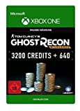 Tom Clancy's Ghost Recon Wildlands: Currency pack 3840 GR credits  [Xbox One - Download Code]