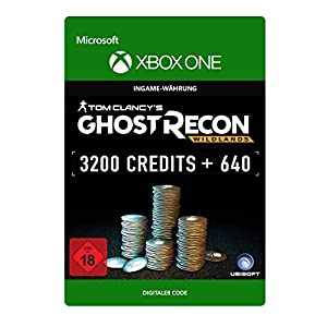 Tom Clancy's Ghost Recon Wildlands: Currency pack 3840 GR credits  [Xbox One – Download Code]