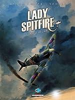 Lady spitfire T01 La fille de l'air de Sébastien Latour