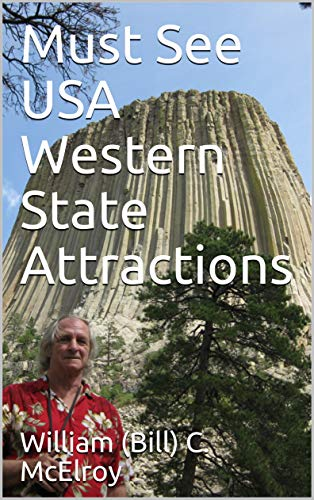 Must See USA Western State Attractions (English Edition)
