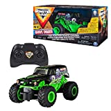MONSTER JAM RC Grave Digger-Camion in Scala 1:24, Vari Colori, 6044955