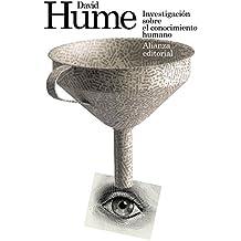 Investigación Sobre El Conocimiento Humano (El Libro De Bolsillo - Filosofía)