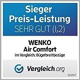 WENKO Bügeltischbezug Air Comfort,100 % Baumwolle - 3