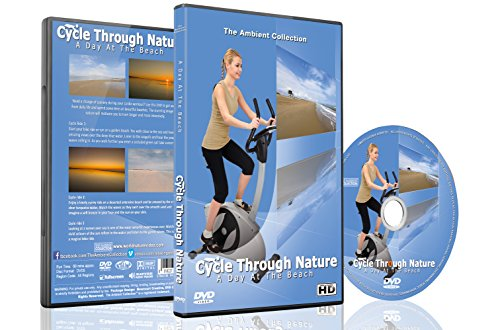 cycle-through-nature-a-day-at-the-beach-for-indoor-cycling-treadmill-and-running-workouts