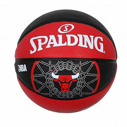Pallone basket nba chicago bulls