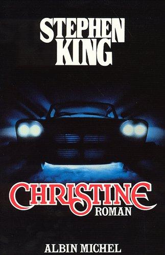 Christine par Stephen King