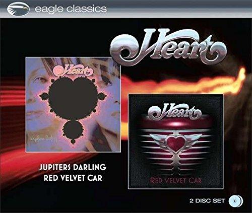 Jupiters Darling & Red Velvet Car