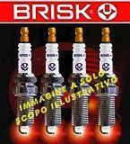 AR14YS + dr15ys9NR 8velas GPL metano Alfa 14716001.6TS Twin Spark Brisk