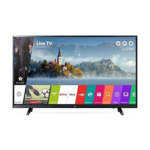 LG 43UJ620V Tv LED 4K 43 Pulgadas IPS Smart Tv
