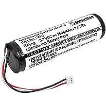 Akku-King Li-Ion batería para TomTom Go 300 400 500 510 600 700 710 910 / Go Classic - como VF5 - 2600mAh
