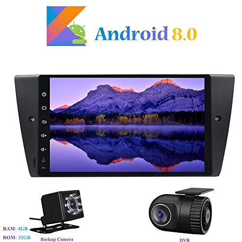 Android 8.0 Autoradio, Hi-azul In-Dash 8-Core RAM 4G ROM 32G Radio de...