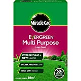 EverGreen Multi Purpose Grass Seed Carton, 840 g