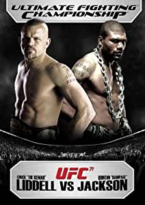 Ufc 71: Liddell Vs Jackson [DVD] [2007] [Region 1] [US Import] [NTSC]