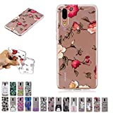V-Ted Coque Apple iPhone XR Fleur Silicone Ultra Fine Mince Bumper Housse Etui Cover...