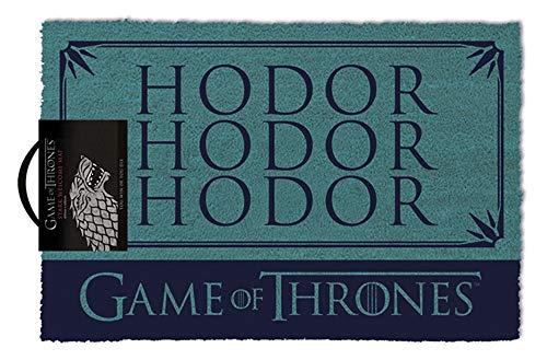 Game of Thrones - Hodor - Fußmatte | Offizielles Merchandise von HBO