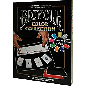 Coffret Bicycle Color Collection