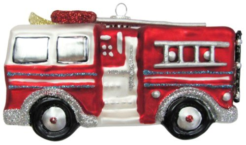 Feuerwehrauto 12cm