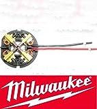 Kohlebürsten Kohlen Milwaukee Compact-Bohrschrauber 2650-20 C18ID C18PD C18IW MW1