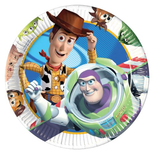 Disney Amscan Toy Story 323cm Teller (Story Toy Party-teller)