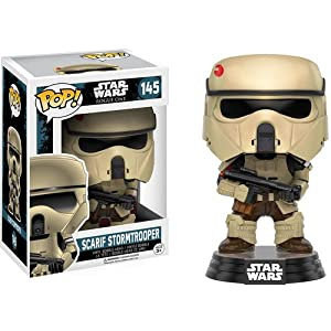 Funko Pop Stromtrooper Scarif (Star Wars 145) Funko Pop Rogue One (Star Wars)