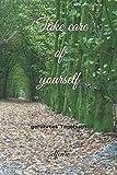 Take care of yourself: geführtes Tagebuch:Selbstbewusstsein stärken:Ängste verstehen und überwinden:Depressionen Selbsthilfe:Selbstliebe lernen:Selbstvertrauen stärken -