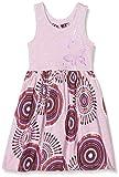 Desigual Mädchen Kleider Vest_Harrisburg, Rosa (Rosa Morada 3120), 152 (Herstellergröße:11/12)