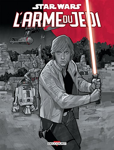 Book's Cover of Star Wars  Larme du Jedi