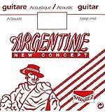 Argentine 1012 - Corde de Si au détail à boucle Guitare Manouche - tirant 14